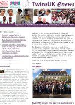 E-Newsletter Autumn 2015