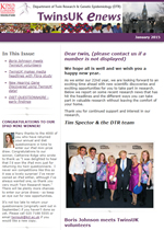 E-Newsletter Jan 2015