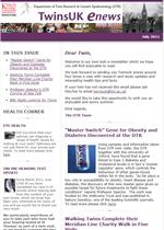 E-Newsletter Jul 2011