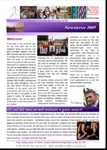 Newsletter Autumn 2009