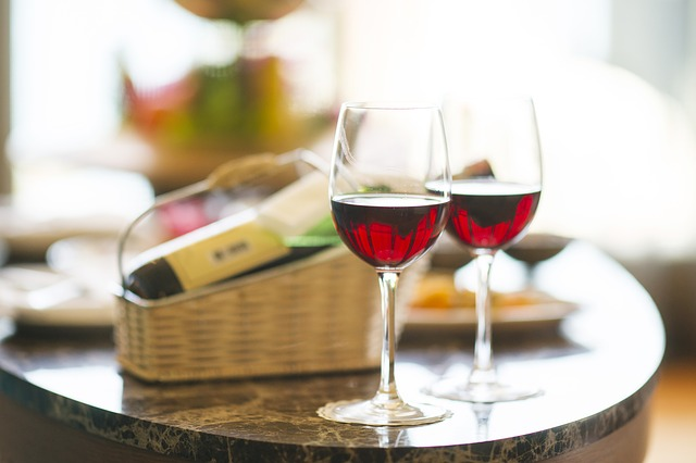 A Small Glass Of Red Wine Daily Could Be Good For Your Gut